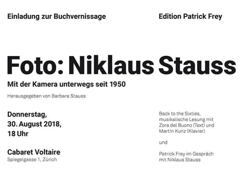 Vernissage Fotobuch